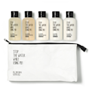 """<p>If she's an eco-friendly traveler, she'll love this travel-sized pack of natural toiletries that support projects to conserve water and provide drinkable water around the globe. <b><a href=""""http://www.shen-beauty.com/collections/gifts-travel/products/stop-the-water-while-using-me-travel-kit"""" rel=""""nofollow noopener"""" target=""""_blank"""" data-ylk=""""slk:Stop The Water While Using Me! Travel Kit"""" class=""""link rapid-noclick-resp"""">Stop The Water While Using Me! Travel Kit</a> ($60)</b><br></p>"""