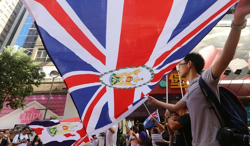 Britain looks to forge closer ties to Hong Kong amid EU exit with biggest innovation festival