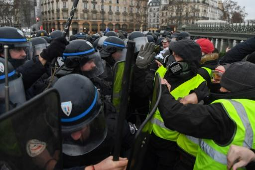 The unexpectedly fierce 'yellow vest' rebellion of 2018-2019 saw furious protesters accuse the former investment banker of being cut off from the day-to-day struggles of millions