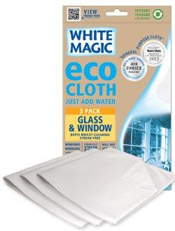White Magic cleaning cloths