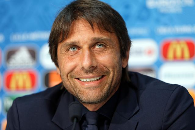 Antonio Conte overachieved with limited resources with Italy.