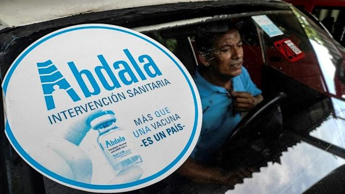 Cuba approved its home-grown Abdala vaccine for emergency use, the first Latin American coronavirus jab to do so