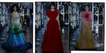 """<p>Just because fashion month has gone largely digital, doesn't mean we won't be scouring the scant runways and abundant look book releases for the most fabulous dresses. From classic Armani, to modern Rejina Pyo, these are the prettiest dresses to walk the runway (or not) at <a href=""""https://www.elle.com/uk/fashion/trends/g32068/the-prettiest-dresses-of-fashion-week/?slide=14"""" rel=""""nofollow noopener"""" target=""""_blank"""" data-ylk=""""slk:New York"""" class=""""link rapid-noclick-resp"""">New York</a>, <a href=""""https://www.elle.com/uk/fashion/trends/g32068/the-prettiest-dresses-of-fashion-week/?slide=9"""" rel=""""nofollow noopener"""" target=""""_blank"""" data-ylk=""""slk:London"""" class=""""link rapid-noclick-resp"""">London</a>, <a href=""""https://www.elle.com/uk/paris-fashion-week/"""" rel=""""nofollow noopener"""" target=""""_blank"""" data-ylk=""""slk:Paris"""" class=""""link rapid-noclick-resp"""">Paris</a> and <a href=""""https://www.elle.com/uk/milan-fashion-week/"""" rel=""""nofollow noopener"""" target=""""_blank"""" data-ylk=""""slk:Milan Fashion Week"""" class=""""link rapid-noclick-resp"""">Milan Fashion Week</a>.</p>"""