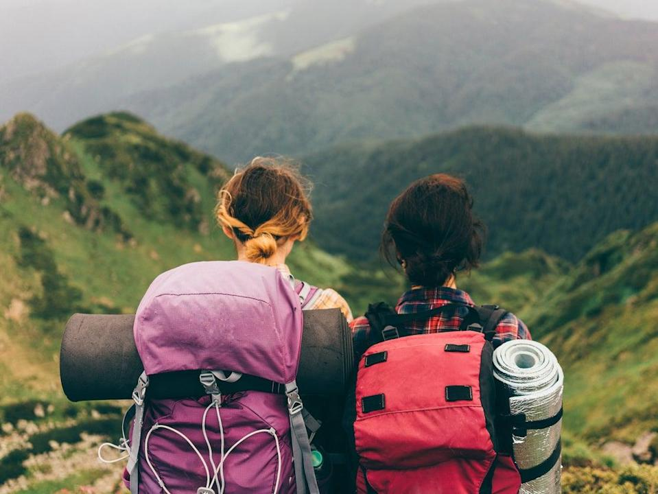 <p>Make your next getaway more sustainable</p> (Getty)