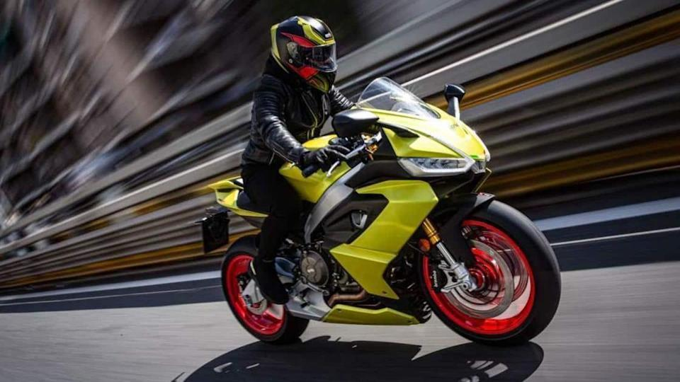 Aprilia launches its RS 660 supersport bike in the Philippines