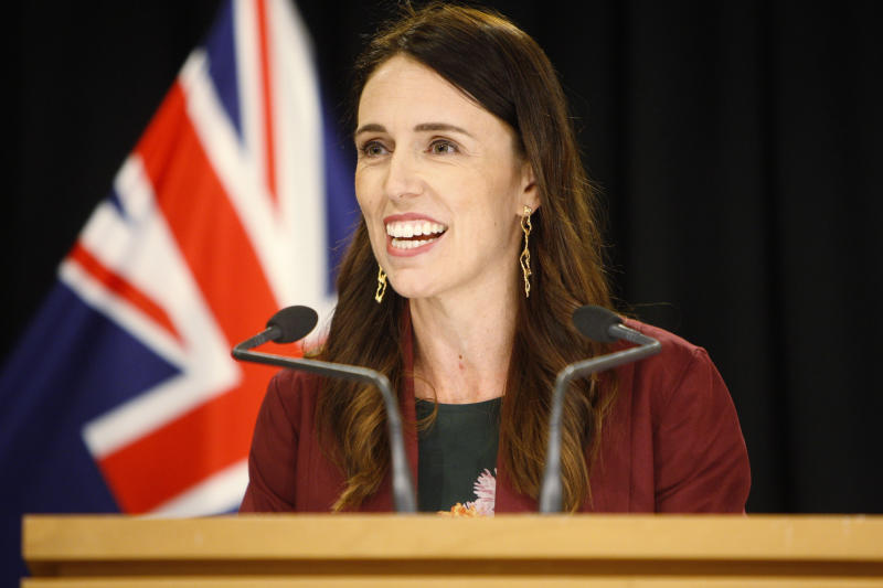 New Zealand Prime Minister Jacinda Ardern has unveiled the government's plan to tackle period poverty.