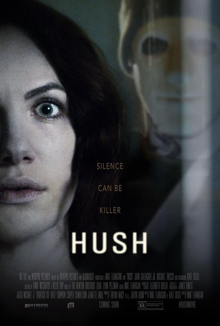 """<p>One of the most original horror movies in recent years, this tightly wound story centers on a deaf woman who has to fight for her life after a masked psychopath invades her home. We're honestly anxious just thinking about that plot description. If you like to be terrified, stream this immediately. </p> <p><a href=""""https://www.netflix.com/title/80091879"""" rel=""""nofollow noopener"""" target=""""_blank"""" data-ylk=""""slk:Available to stream on Netflix"""" class=""""link rapid-noclick-resp""""><em>Available to stream on Netflix</em></a></p>"""