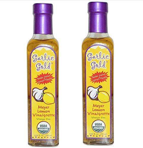 """<p><strong>Garlic Gold</strong></p><p>amazon.com</p><p><strong>$22.95</strong></p><p><a href=""""https://www.amazon.com/dp/B007A2ODQ8?tag=syn-yahoo-20&ascsubtag=%5Bartid%7C2140.g.26932031%5Bsrc%7Cyahoo-us"""" rel=""""nofollow noopener"""" target=""""_blank"""" data-ylk=""""slk:Shop Now"""" class=""""link rapid-noclick-resp"""">Shop Now</a></p><p>Garlic Gold dressings are always made with 100-percent organic ingredients, and they're also keto-friendly, which means you can use 'em to liven up your salad whenever you want. </p><p><em>Per 2 tbsp serving: 110 calories, 11 g fat (1.5g saturated), 2g carbs, 1g sugar, 170 mg sodium, 0g fiber, 0g protein </em></p>"""