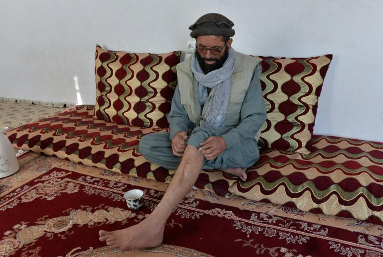 The war 'brought only misery and destruction to Afghans and Afghanistan,' says former mujahideen fighter Shah Sulaiman