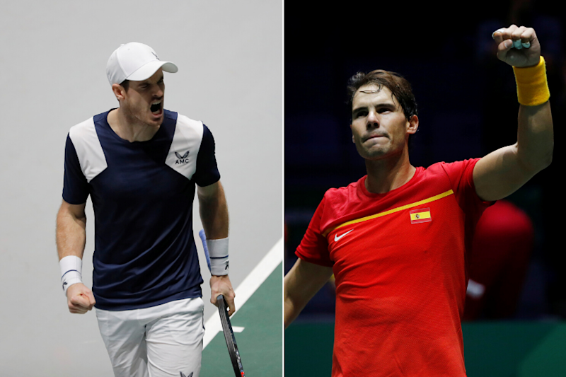 Andy Murray Leads Great Britain to Opening Davis Cup Win, Spain Reach Quarter-finals