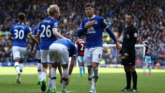 <p>Everton, albeit temporarily, leapfrogged Arsenal into sixth after recording their second straight win in a 3-1 victory over Burnley.</p> <br><p>Ronald Koeman's side have continued to go from strength to strength this season, sitting just seven points behind fourth-placed Man City and three points behind Man Utd in fifth. And while Champions League qualification may be a bridge too far for the Toffees, they have certainly done enough to be proud of their performance this season.</p> <br><p>Romelu Lukaku scored the third and final goal in the win at Goodison Park but the Belgian striker's future at the club remains a pertinent talking points.</p> <br><p>The 23-year-old reportedly rejected a contract offer from Everton, holding out for a Champions League club, but if Everton can continue their sold form he may be able to stay put this summer and still play in the competition next season.</p>