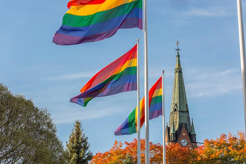 """In May 2016,&nbsp;Christian activists formed a new campus ministry called <a href=""""http://www.john1.org/"""">Incarnation</a>. The group was founded on principles of racial equality and LGBTQ inclusion. Incarnation has <a href=""""http://www.john1.org/chapters.html"""" target=""""_blank"""">chapters on at least five campuses across the country</a>&nbsp;and has partnered with four other organizations."""