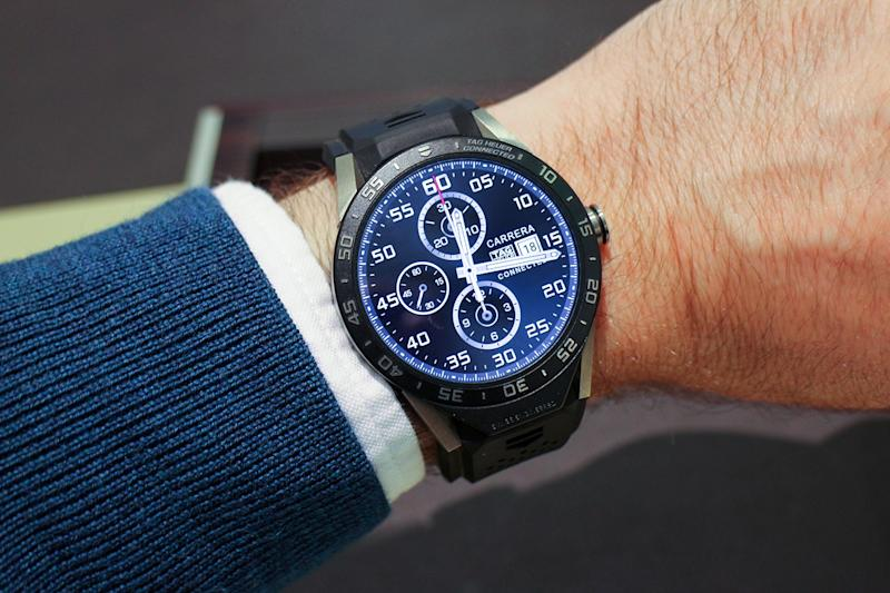 Next TAG Heuer smartwatch may launch in 2017, possibly ...