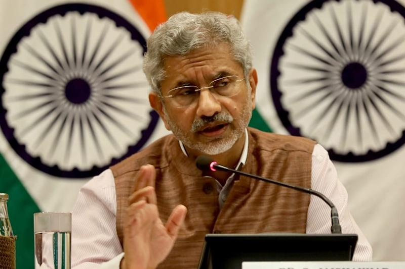 Quizzed on Kashmir, Jaishankar Says Sure of 'One Democracy' Settling the Issue