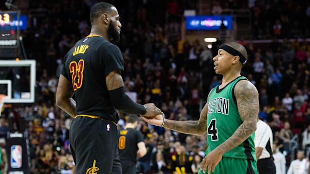 Picking the winners in the NBA's Eastern Conference playoff series.