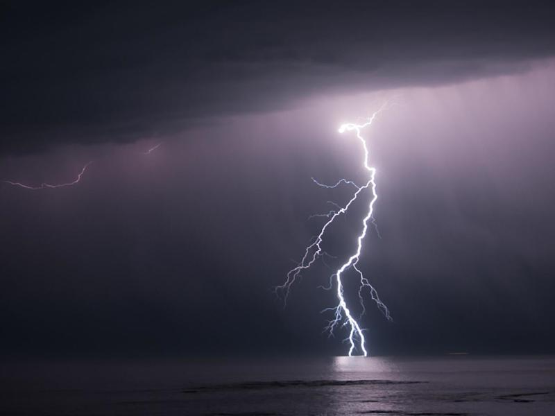 New satellite technology has revealed enormous lightning discharges over twice as large as previously measured