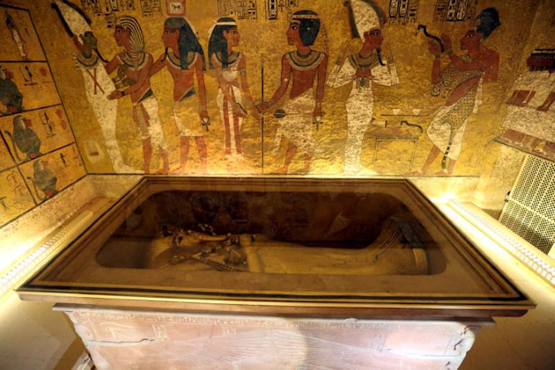 Mummy Returns? Thousands-Year-Old Egyptian Sarcophagus to be Opened on Live TV