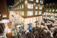 """<p>Head into Covent Garden on November 23 for the unveiling of the forest-inspired Christmas light installation. St Martin's Courtyard will be hosting live music and exclusive shopping discounts as well as giving you the chance to get a free glass of prosecco and toast some marshmallows. From 5pm. Register for your free ticket <a rel=""""nofollow noopener"""" href=""""https://www.stmartinscourtyard.co.uk/"""" target=""""_blank"""" data-ylk=""""slk:here"""" class=""""link rapid-noclick-resp"""">here</a>.<br><br></p>"""