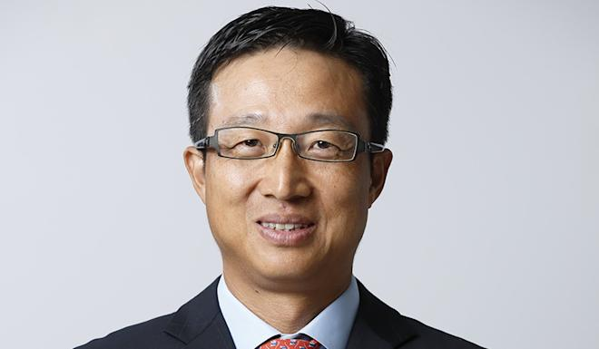 Eric Xin, Citic Capital Partners' managing partner in charge of private-equity investment in China. Photo: Handout