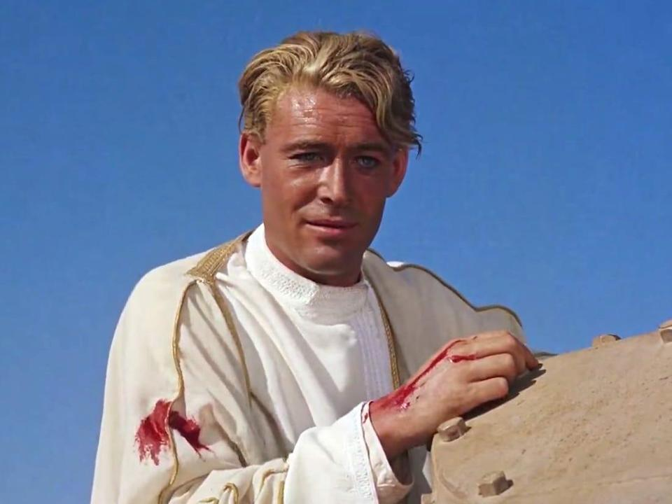 Lawrence of Arabia 1962 Best Picture movie
