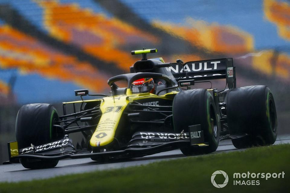 "P7 Esteban Ocon, Renault F1 Team R.S.20<span class=""copyright"">Andy Hone / Motorsport Images</span>"