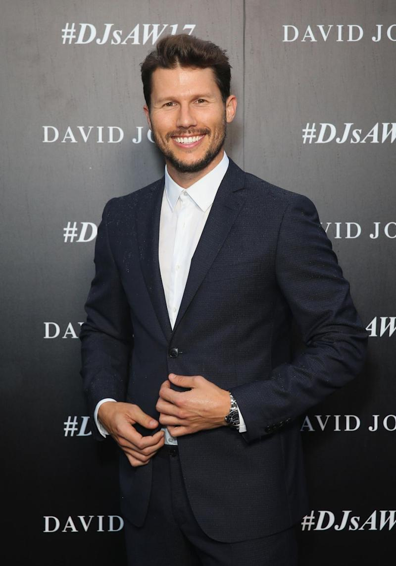 Jason Dundas has revealed the reasoning behind that fully naked photo he posted to Instagram. Source: Getty