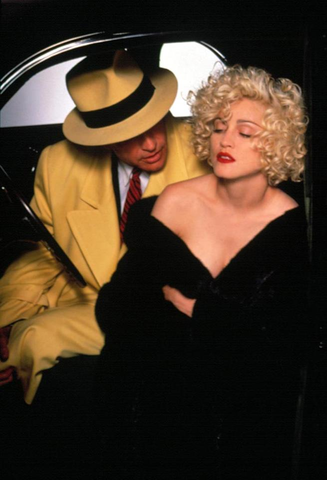 "<a href=""http://movies.yahoo.com/movie/1800142010/info"">DICK TRACY</a>  Box Office: $103,738,726   The Material Girl played a key supporting role as femme fatale chanteuse Breathless Mahoney in <a href=""http://movies.yahoo.com/movie/contributor/1800020836"">Warren Beatty</a>'s eye-popping ode to the classic comic strip. Her performance of <a href=""http://movies.yahoo.com/movie/contributor/1800073837"">Stephen Sondheim</a>'s ""Sooner or Later"" helped him nab an Oscar for Best Original Song."