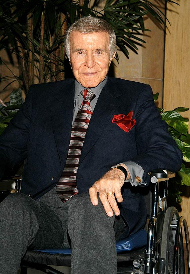 "A film and television star whose career spanned seven decades, Ricardo Montalban was perhaps best known for his role as the mysterious Mr. Roarke on TV's ""Fantasy Island"" from 1977 to 1984. He died January 14 from congestive heart failure at the age of 88. Mark Sullivan/<a href=""http://www.wireimage.com"" target=""new"">WireImage.com</a> - October 19, 2003"