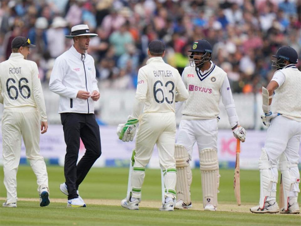 England players engage in verbal fight with Jasprit Bumrah in Lord's Test