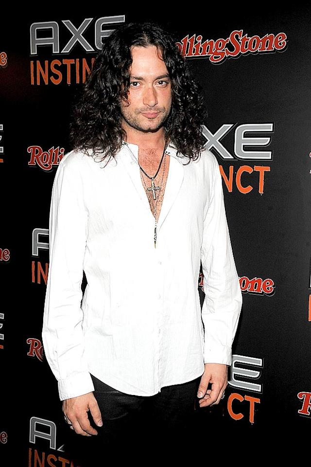 """Though overshadowed by Bret Michaels' headbanging incident, Constantine Maroulis was up for Best Performance by a Leading Actor in a Musical at this year's Tony Awards for """"Rock of Ages."""" Jamie McCarthy/<a href=""""http://www.gettyimages.com/"""" target=""""new"""">GettyImages.com</a> - June 24, 2009"""