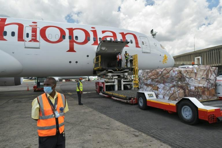 Cargo flights have helped Ethiopian Airlines remain financially viable during the pandemic