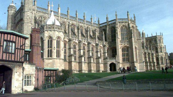 PHOTO: In this file photo dated June 1, 1999 shows St. George's Chapel at Windsor Castle in Berkshire, which has been chosen as the venue for the wedding of Prince Harry and Meghan Markle. (Tim Ockenden/PA Wire/AP)