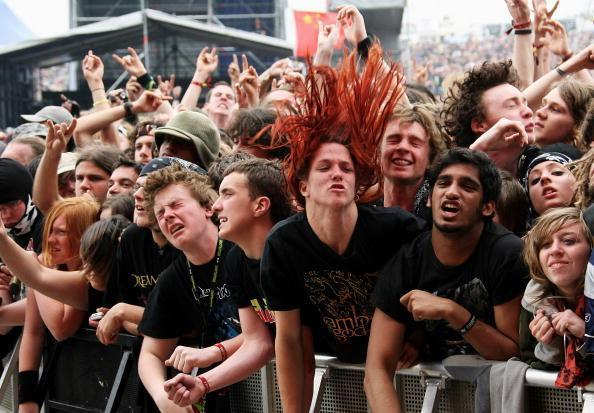 <p>At number 10 comes Metal and Mosh pit filled Download. The British festival is definitely not one for the faint hearted and your ears could be ringing for weeks after. <i>[Photo: Dave Etheridge-Barnes/Getty Images]</i></p>