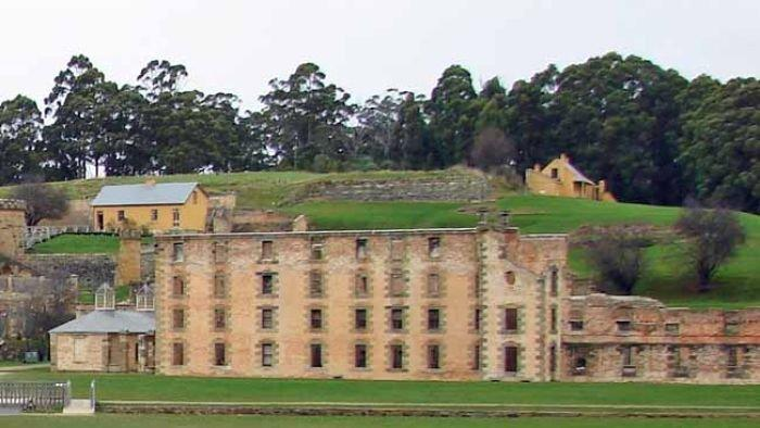 Port Arthur jail 'in decay'