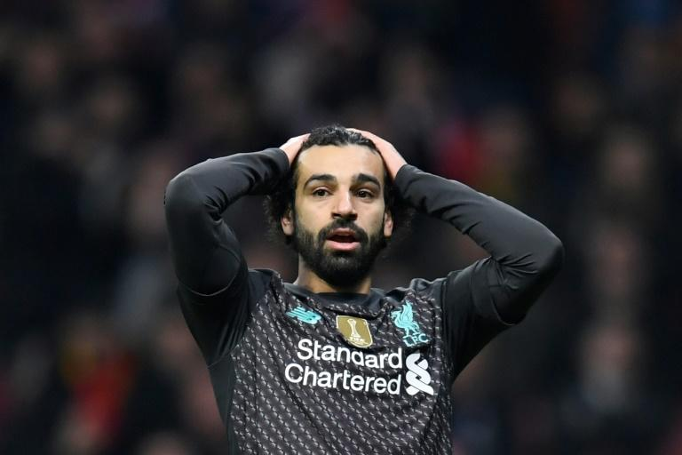 Liverpool lost for just the second time in the Premier or Champions League this season in Madrid (AFP Photo/OSCAR DEL POZO)