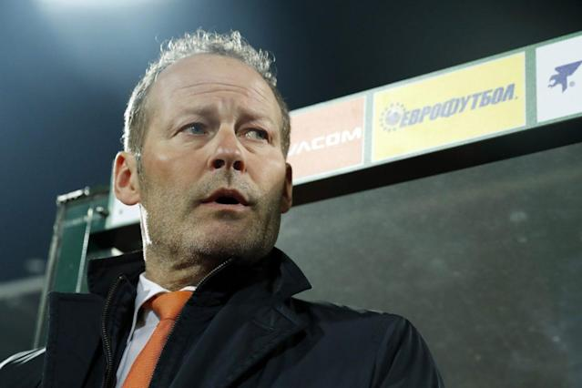 Danny Blind was fired as manager of the Netherlands on Sunday, and it's a wonder why he even got the job in the first place. (Getty)