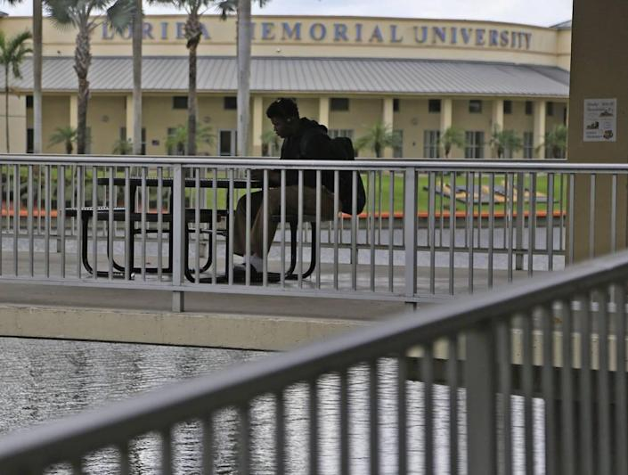 Miami Gardens is home to two universities: St. Thomas and Florida Memorial.