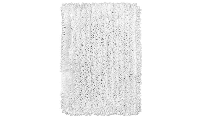 This bath mat received high marks from our testers.