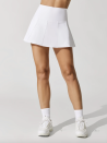 """<p><strong>Eleven by Venus Williams for Carbon38</strong></p><p>carbon38.com</p><p><a href=""""https://go.redirectingat.com?id=74968X1596630&url=https%3A%2F%2Fcarbon38.com%2Fcollections%2Fsitewide-eligible%2Fproducts%2Ftennis-skirt-w-built-in-shortie%3Fvariant%3D40590106886333&sref=https%3A%2F%2Fwww.cosmopolitan.com%2Fstyle-beauty%2Fg37668911%2Fcarbon38-fall-sale-fashion%2F"""" rel=""""nofollow noopener"""" target=""""_blank"""" data-ylk=""""slk:Shop Now"""" class=""""link rapid-noclick-resp"""">Shop Now</a></p><p><strong><del>$128</del> $89.60</strong></p><p>The rare tennis skirt that's Wimbledon-champion designed and approved.</p>"""