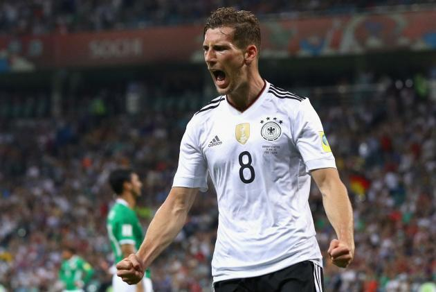 Germany youngsters turning heat up on Muller, Ozil & co. says Bierhoff