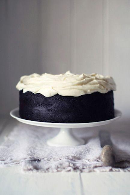 """<p>When it comes to dessert, too much of a good thing is never bad. That means the more Guinness, the better. </p><p><a href=""""http://www.designsponge.com/2010/10/in-the-kitchen-with-katie-quinn-davies-guinness-cake.html"""" rel=""""nofollow noopener"""" target=""""_blank"""" data-ylk=""""slk:Get the recipe from Design Sponge »"""" class=""""link rapid-noclick-resp""""><span class=""""redactor-invisible-space""""><em>Get the recipe from Design Sponge »</em></span></a></p>"""