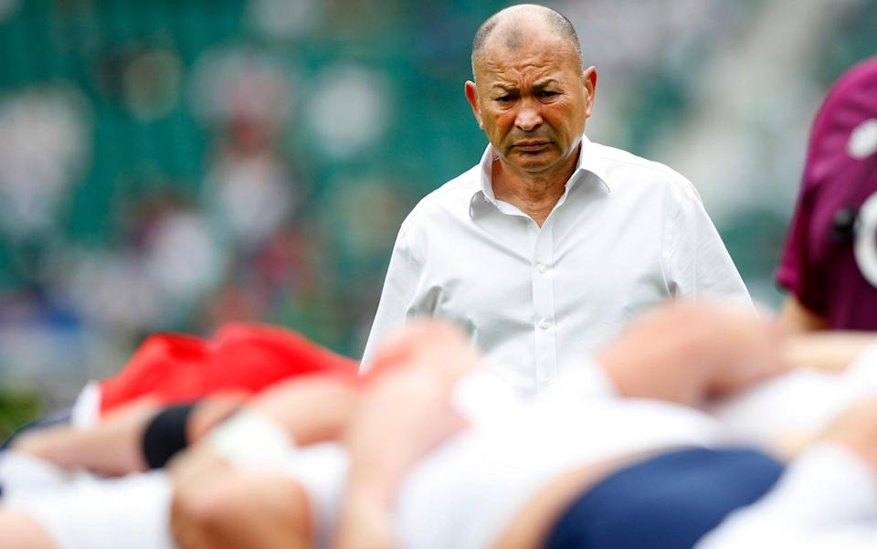 Eddie Jones at Harlequins v Worcester: Report card on which England players impressed the head coach - Getty Images