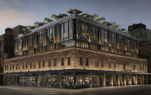RH Unveils RH New York, The Gallery in the Historic Meatpacking District