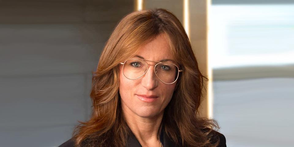 Susie Scher - Co-head of the Global Financing Group in the Investment Banking Division, Goldman Sachs. Photo: Goldman Sachs