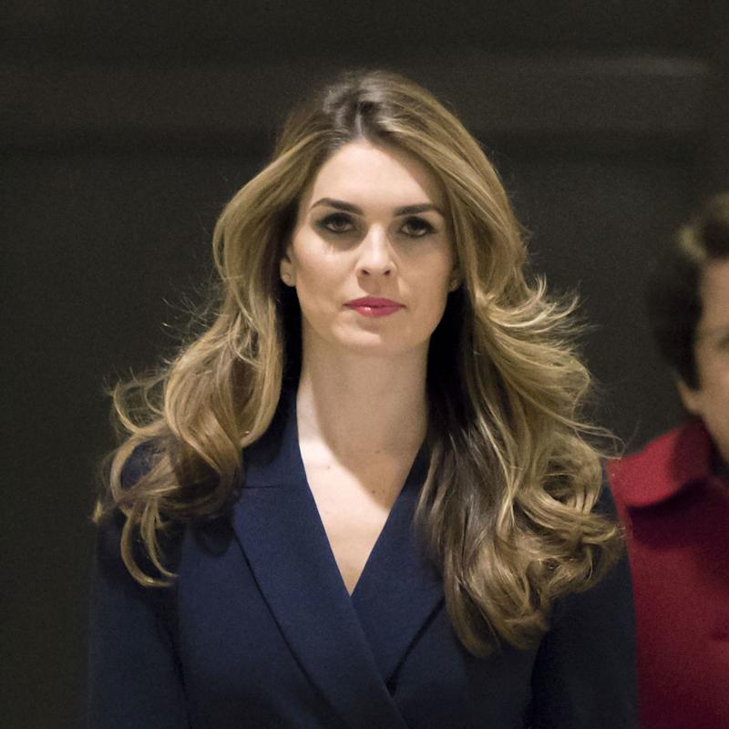 Hope Hicks Is Not the Victim People Think She Is—And More Revelations From   New York 's Wild Profile