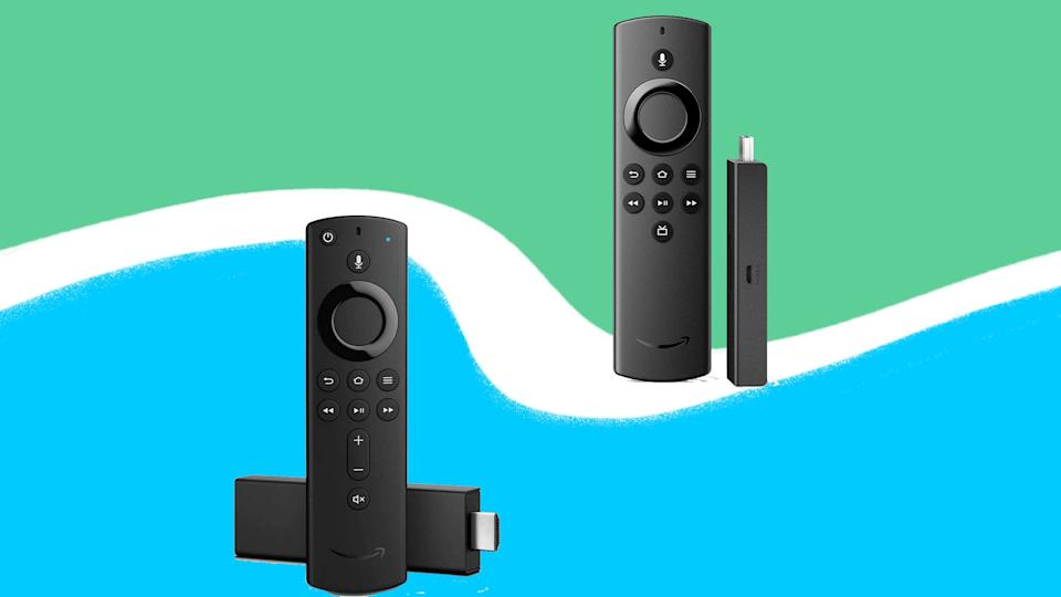 These two Fire Stick models just went on mega-sale for Prime Day 2021.