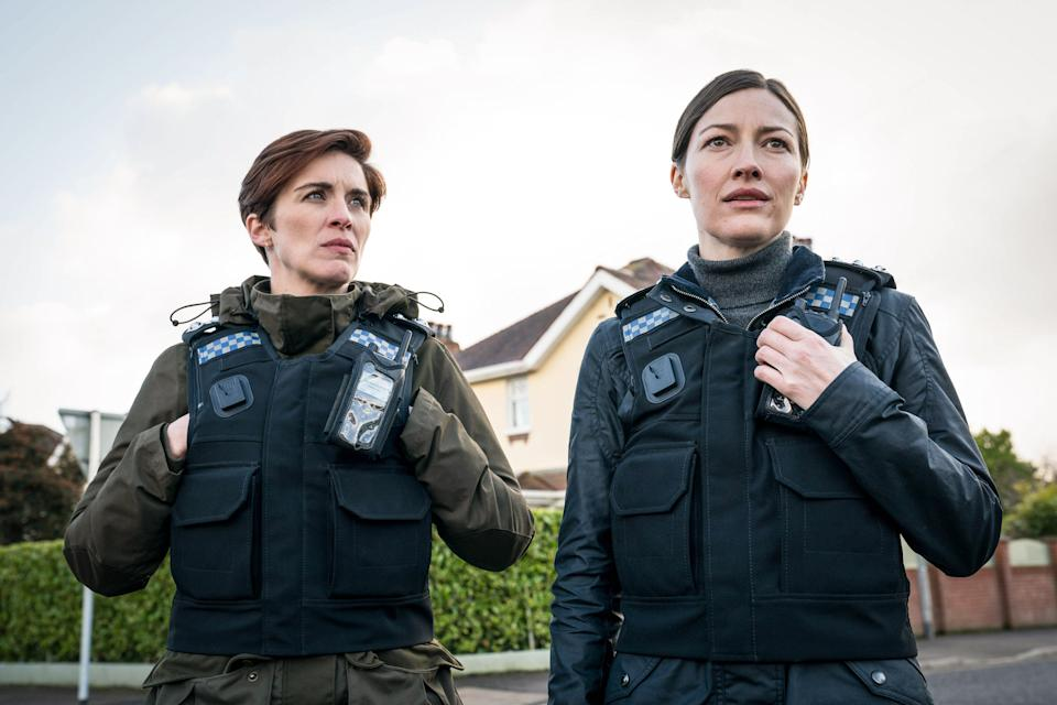 Line of Duty has come back with a bang. (BBC)