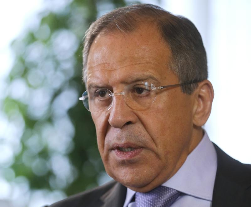 Lavrov: Russian rebels will pose no risk at Sochi