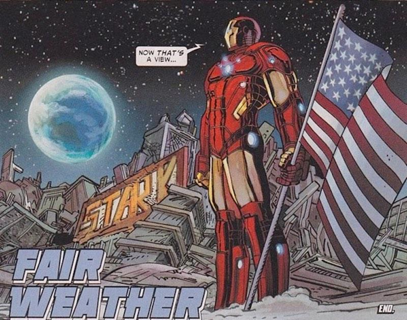 """<p>Happy Fourth of July from Robert Downey Jr. and Iron Man. """"Happy birthday, America! Wishing you all fair weather, safe shenanigans, and quality time with friends and family. #Happy4th #USA"""" the actor posted. (Photo: <a rel=""""nofollow noopener"""" href=""""https://www.instagram.com/p/BWIYyADDeQZ/"""" target=""""_blank"""" data-ylk=""""slk:Robert Downey Jr. via Instagram"""" class=""""link rapid-noclick-resp"""">Robert Downey Jr. via Instagram</a>)<br><br></p>"""