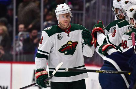 Bruins acquire Charlie Coyle from Minnesota Wild
